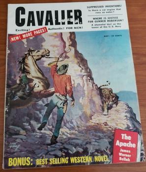 CAVALIER May 1955 James Warner Bellah Apache: Harry Kursh; Steward