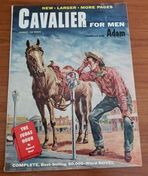CAVALIER ADAM August 1954 Ed Mathews Howard: Russell Patterson; Adrian