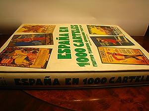 Espana en 1000 Carteles. Festivo - Taurinos: Carulla, Jordi /