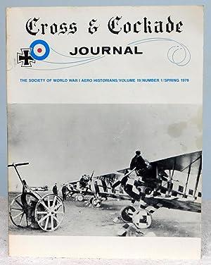 Cross & Cockade Journal Volume 19 Number: Multiple Contributors
