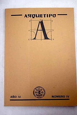 Arquetipo, revista de filosofía y ciencias humanas,