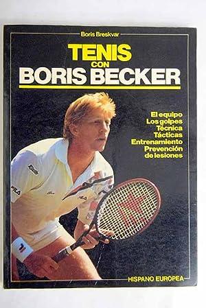 Imagen del vendedor de Tenis con Boris Becker a la venta por Alcaná Libros