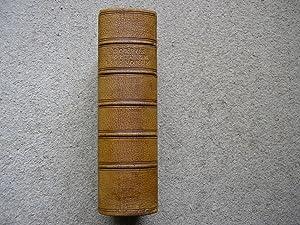 Corpus Poetarum Latinorum. TEXT IN LATIN. HALF: Editit Gulielmus Sydney