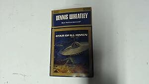 STAR OF ILL-OMEN.: Wheatley, Dennis.