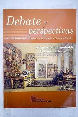 Debate y perspectivas: cuadernos de historia y