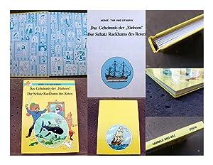Tim und Struppi (Les aventures de Tintin): Hergé (d. i.