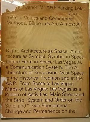 Learning From Las Vegas: Robert Venturi, Denise