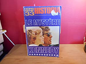 HISTORIA HORS SERIE 33 LE MYSTERE KENNEDY: COLLECTIF