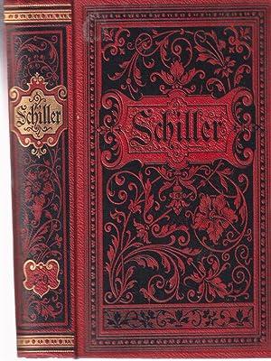 Schillers fammtliche Werte. Vol.7-9: Schiller, Friedrich