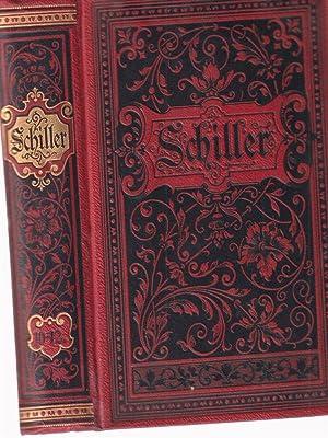 Schillers fammtliche Werte. Vol.10-12: Schiller, Friedrich