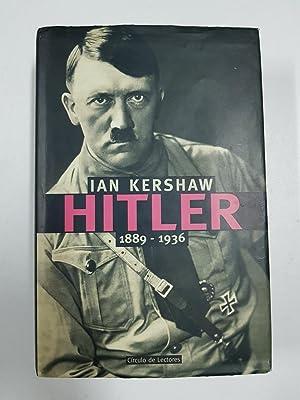 Hitler 1189-1936: Ian Kershaw