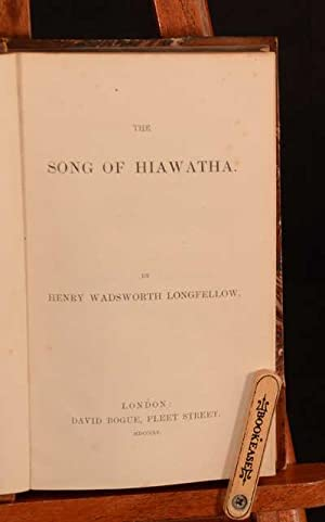 The Song of Hiawatha The Courtship of: Henry Wadsworth Longfellow