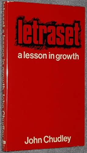 Letraset : A Lesson in Growth