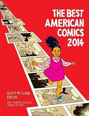 The Best American Comics 2014: Mccloud, Scott (edt)/