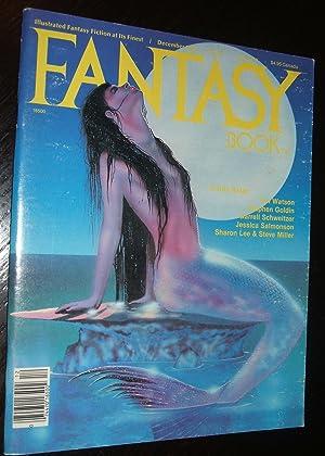 Fantasy Book December 1984 Illustrated Fantasy Fiction: Edited by Dennis