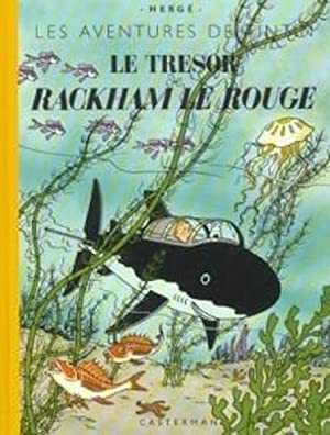 les aventures de Tintin T.12 - le: Herge