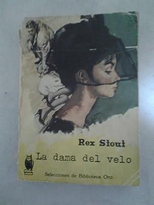 La dama del velo: Rex Stout