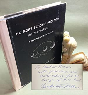 Seller image for NO MORE SECONDHAND GOD AND OTHER WRITINGS. Signed for sale by TBCL The Book Collector's Library