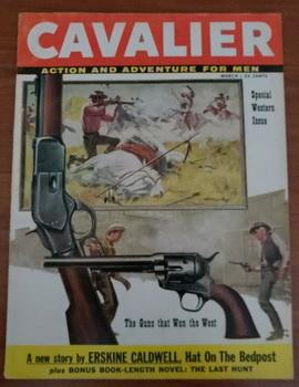 CAVALIER March 1956 Erskine Caldwell Lott Frank: Cletys Nordin and