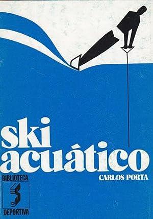Imagen del vendedor de Ski acuático a la venta por Librería Cajón Desastre