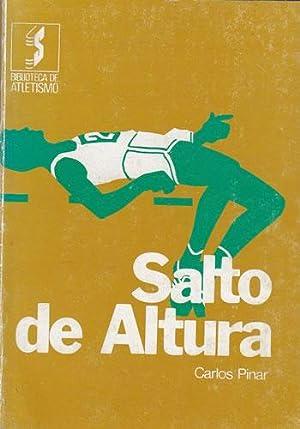 Imagen del vendedor de Biblioteca de Atletismo. Salto de altura a la venta por Librería Cajón Desastre