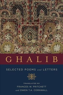 Seller image for Ghalib - Selected Poems And Letters for sale by GreatBookPrices