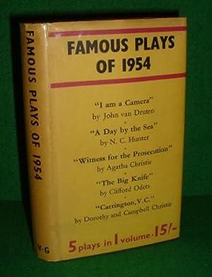 FAMOUS PLAYS of 1954 [ 5 Plays: VAN DRUTTEN, N.C.HUNTER,