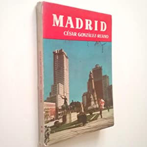 Bild des Verkäufers für Madrid. Suivi de une visite au Musée du Prado, (par Enrique Lafuente Ferrari) zum Verkauf von MAUTALOS LIBRERÍA