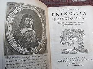 Principia Philosophiæ, Passiones Animæ, Specimina Philosophiæ seu: Rene Descartes