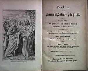 Das Leben unsers Herrn und Heilandes Jesu: Brentano, Clemens: