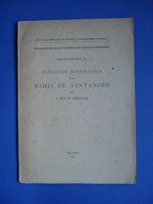 Evolución Morfológica de la Bahía de Santander: Dantín Cereceda, J.
