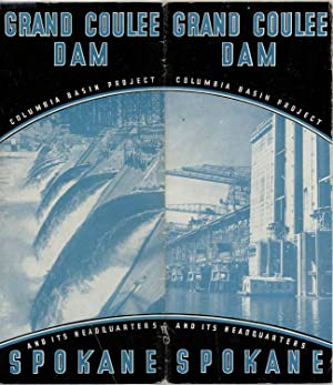 Grand Coulee Dam. Columbia Basin Project and: WASHINGTON STATE -