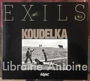 Exils. Photographies de Josef Koudelka, essai de: KOUDELKA (Josef). MILOSZ