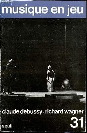 Musique en jeu n°31 - Mai 1978: Collectif