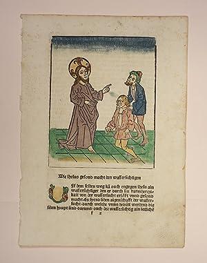 Auslegung des Lebens Jesu Christi. (GW 3084,: Ludolphus (Ludolf von