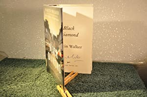 Seller image for Black Diamond:A Mystery of the French Countryside **SIGNED** for sale by Longs Peak Book Company