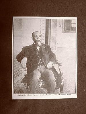 Immagine del venditore per Il principe Ito Hirobumi 1841   1909 Il Cavour del Giappone Assassinato a Karbin venduto da LIBRERIA IL TEMPO CHE FU