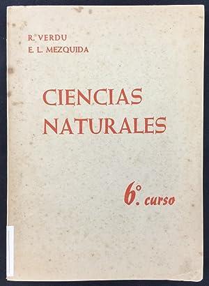 Ciencias naturales, sexto curso, Zoología, anatomía, Fisiología: Rafael Verdú Payá,