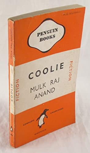 Coolie: Mulk Raj Anand