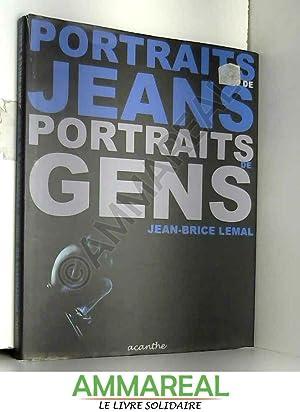Portraits de Jeans, Portraits de Gens: Jean-Brice Lemal