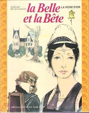 La Belle et La Bête: VILLENEUVE Madame De