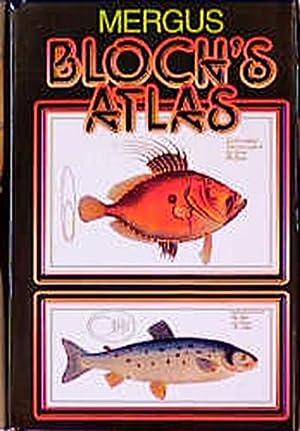 Bloch Atlas 1-3 : Bd. 1. Naturgeschichte: Marcus Elieser Bloch