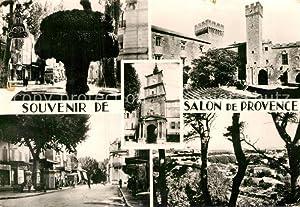 Postkarte Carte Postale Salon-de-Provence Moosbrunnen Bourg Neuf
