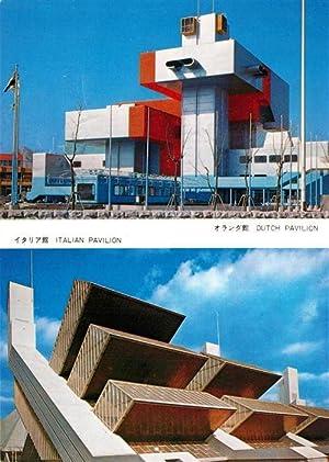 Postkarte Carte Postale Expositions Expo 70 Japan