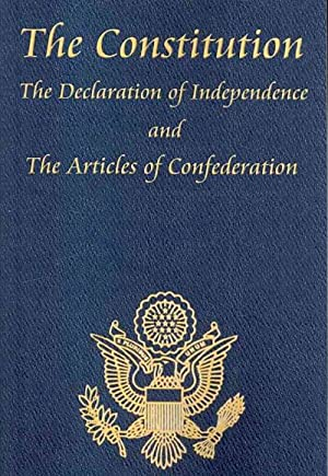 Constitution, The Declaration of Independence, and the: Jefferson, Thomas; Second
