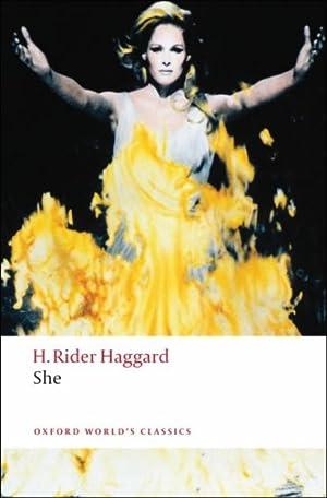 She: Haggard, H. Rider;