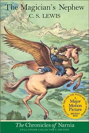 The Magician's Nephew: Baynes, Pauline (ilt);