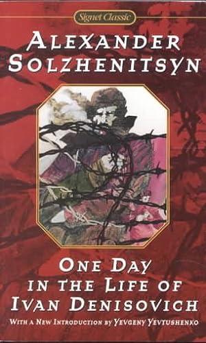 One Day in the Life of Ivan: Solzhenietisyn, Aleksandr Isae;
