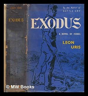 Exodus : a novel of Israel /: Uris, Leon (1924-2003)