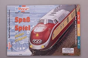 Imagen del vendedor de ROCO - SPASS UND SPIEL AUF KLEINEN SCHIENEN 5/2000. Katalog a la venta por INFINIBU Das Buchuniversum